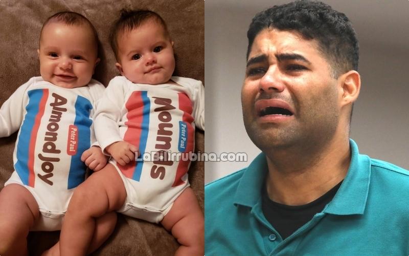 Juan Rodríguez olvidó a sus hijos dentro de su vehículo el verano pasado