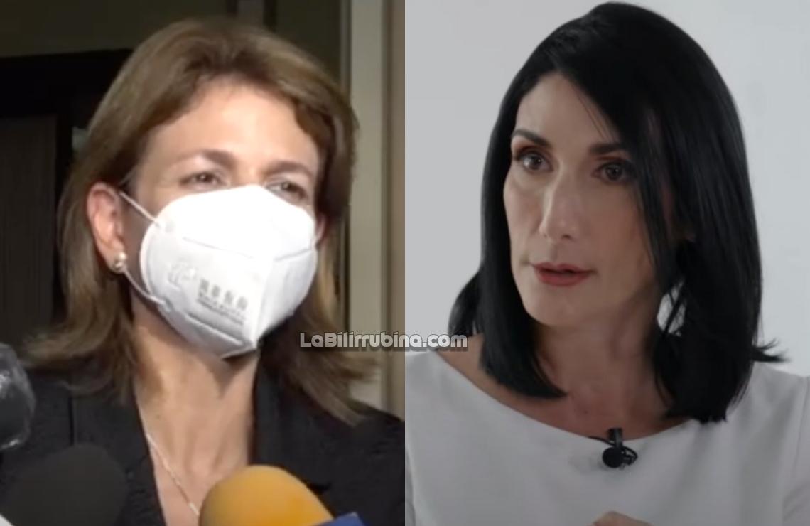 Raquel Peña y Raquel Arbaje