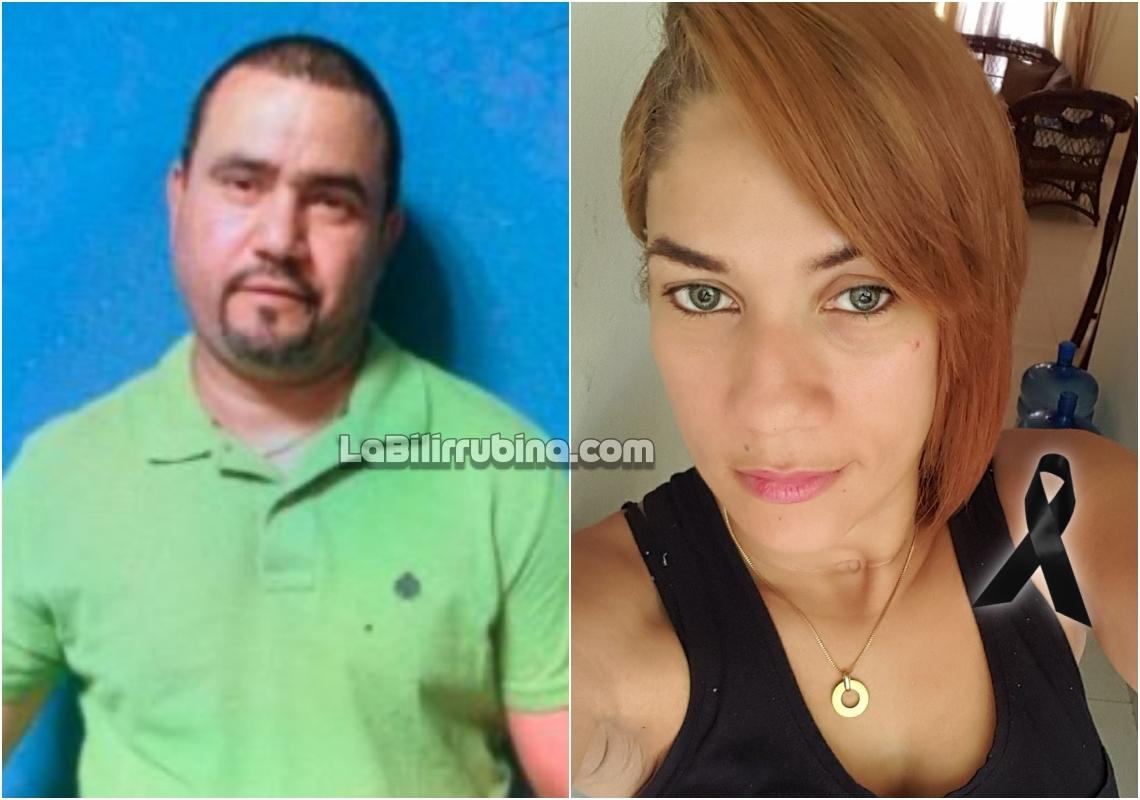 """Waldy Alcibíades López Jiménez alias """"El Bebé"""" y Sifora Yohanca Rosario Then (Sury)"""