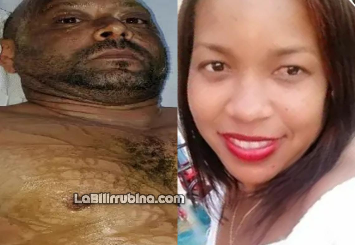 Feliz Rodríguez Yones (El Peje) y su esposa Walidys Flete Acosta