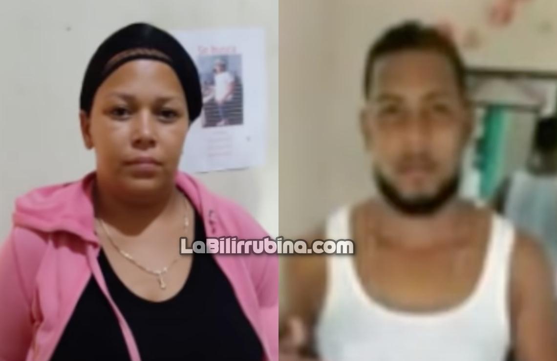 Ana Tairy Acevedo Brito y Luiyi Rafael Cruz Zapata
