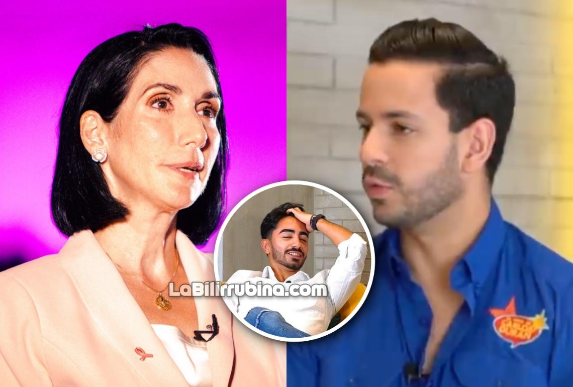 Raquel Arbaje, Julio Giraldez y Carlos Durán
