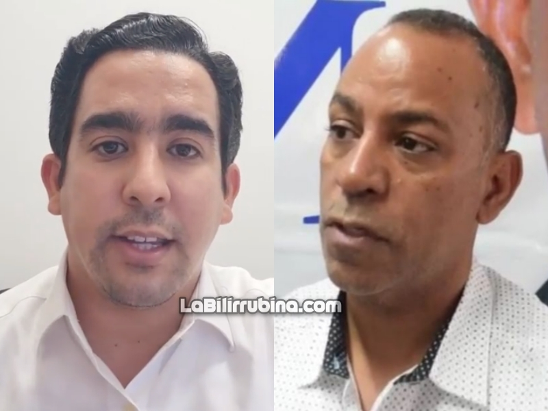 Joan Fernández y Nicolás Hidalgo